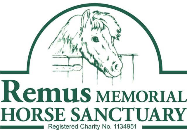 Remus Memorial Horse Sanctuary logo