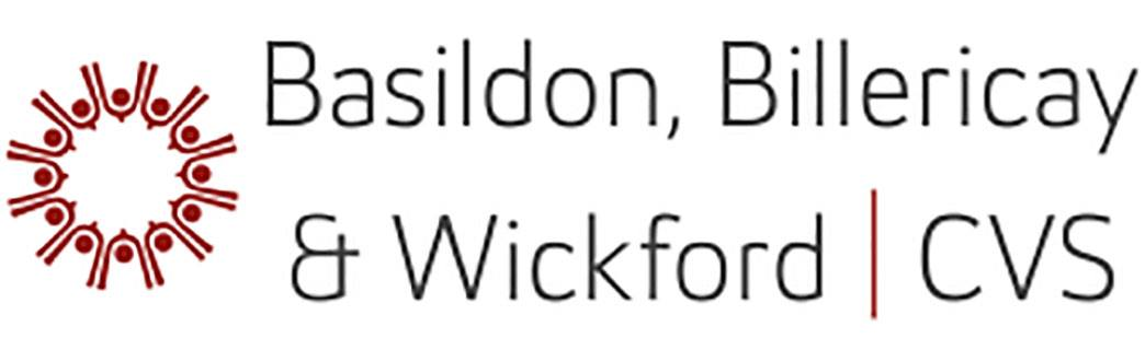 Basildon, Billericay, Wickford Council for Voluntary Service logo
