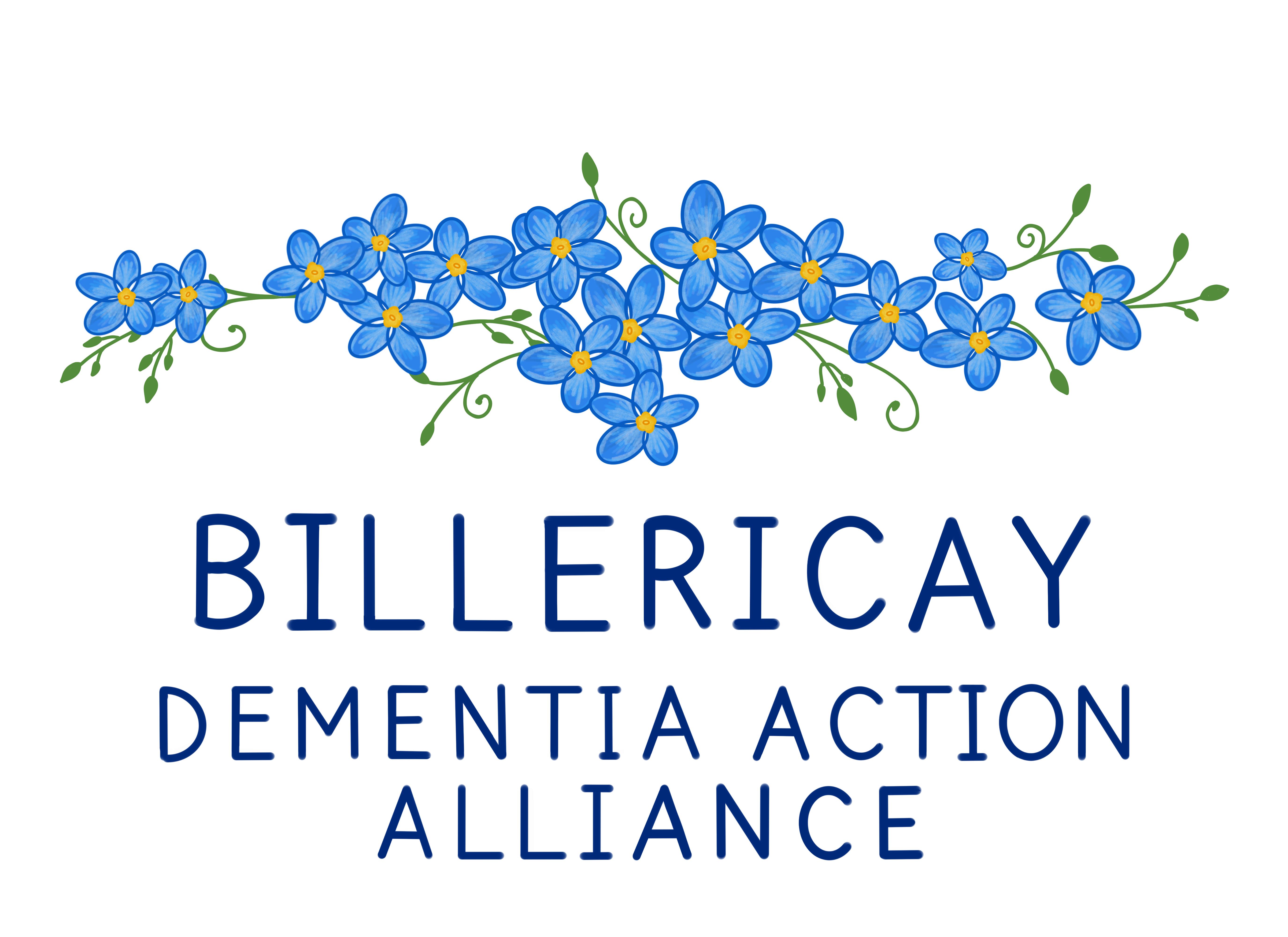 Billericay Dementia Action Alliance logo